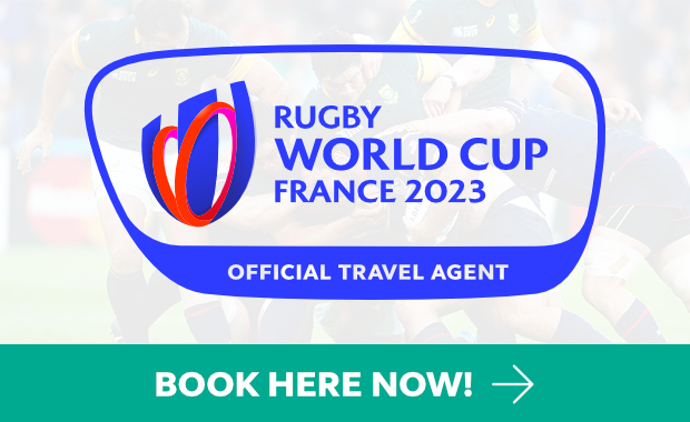 Rugby World Cup 2023 - Book Here Now